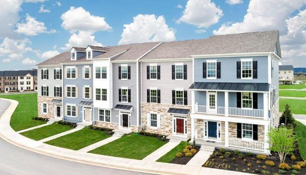 Jefferson Place Townhomes Exterior
