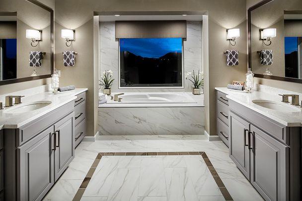 Ascend Master Bath