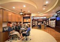 3,700 sq ft design center