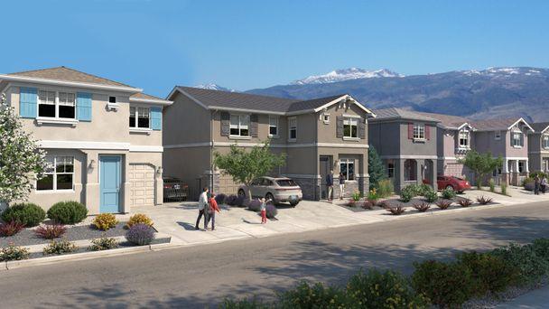Northern Nevada Homes