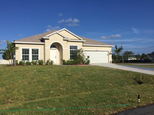 Port St Lucie Pool Homes