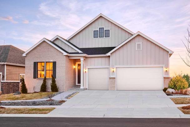 Darius model home in Colorado