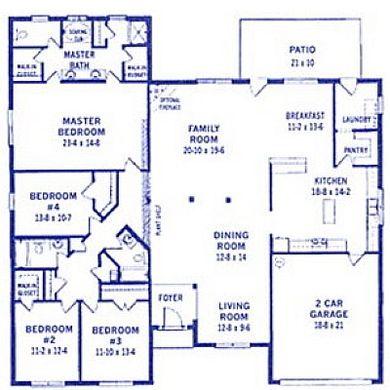 Adams Homes Floor Plans 2169
