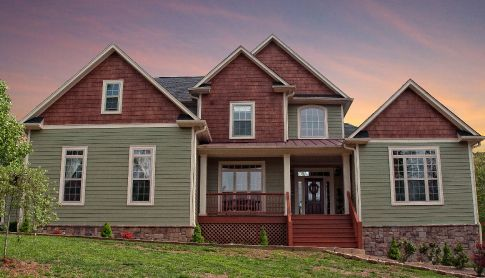 Build on Your Lot Homes in Atlanta GA