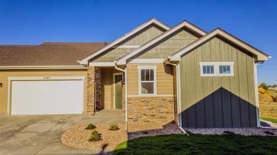 The Aspen Dakota Glen Loveland Colorado Baessler Homes