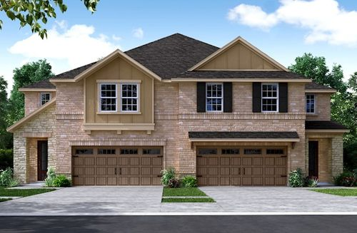 The Woodlands Townhomes By Beazer Homes In Houston Texas