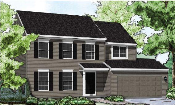 Berks homes highland model
