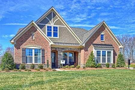 Adelaide Estates by Bonterra Builders in Charlotte North Carolina