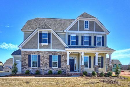 MillBridge by Bonterra Builders in Charlotte North Carolina