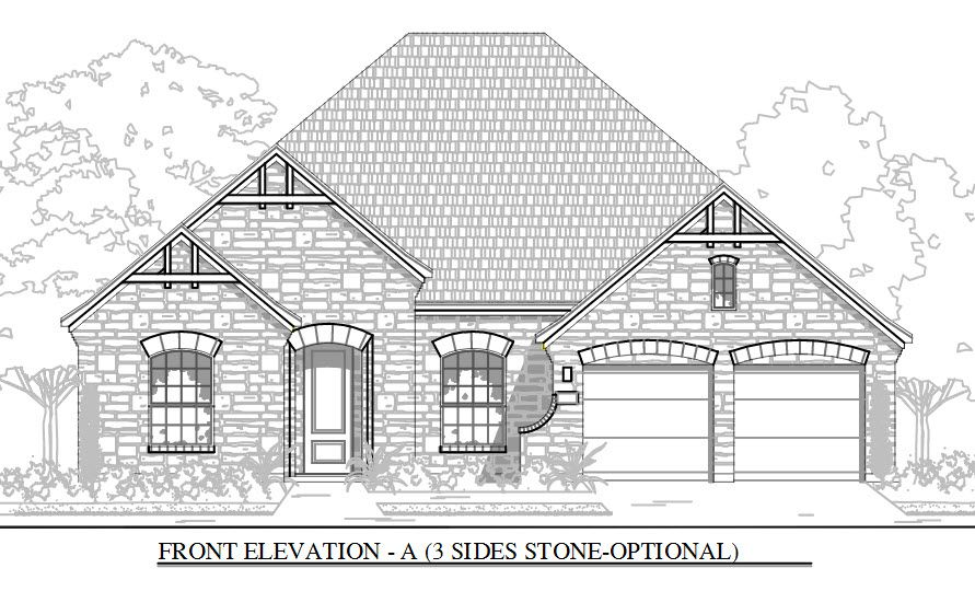 Brohn Homes New Home Plans in Austin TX | NewHomeSource