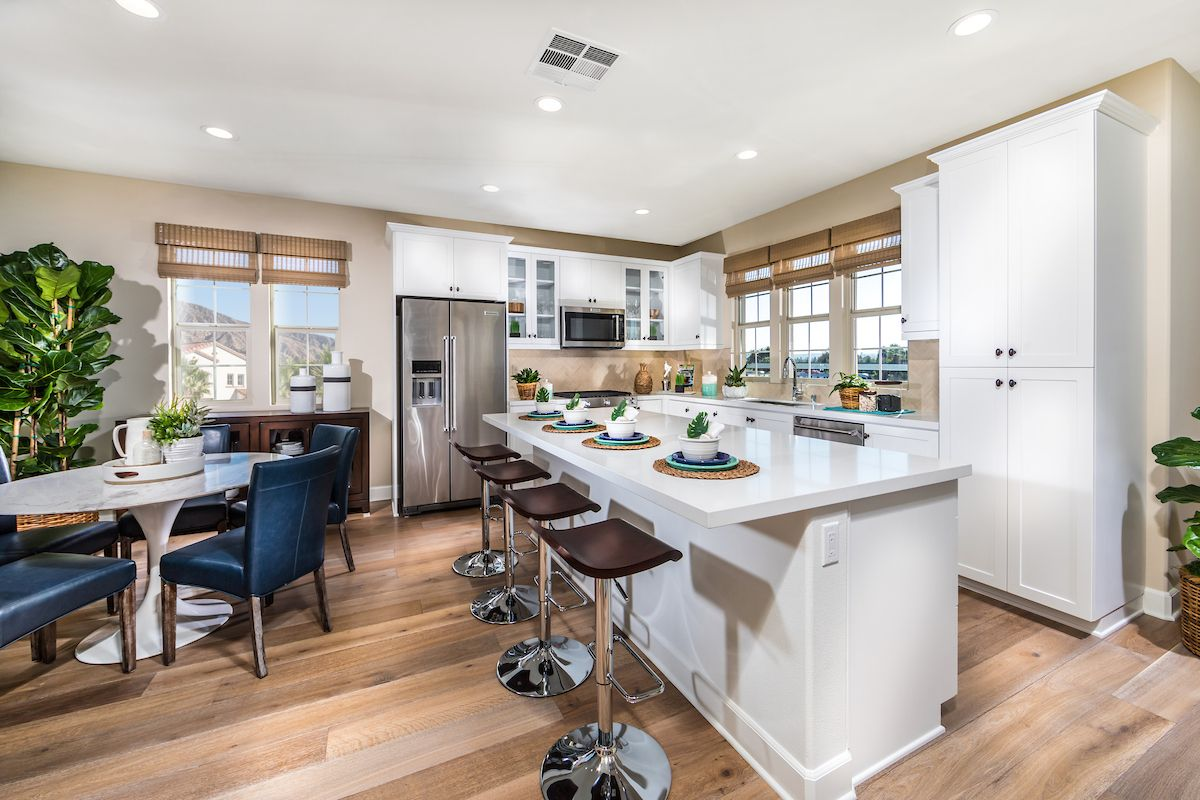 Citrus + Palm At Rosedale in Azusa, CA, New Homes & Floor Plans by ...