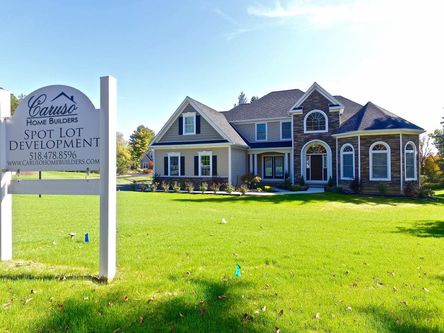 Kendra Estates By Caruso Home Builders In Albany Saratoga New York