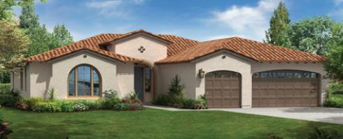 Castle and cooke model homes bakersfield ca