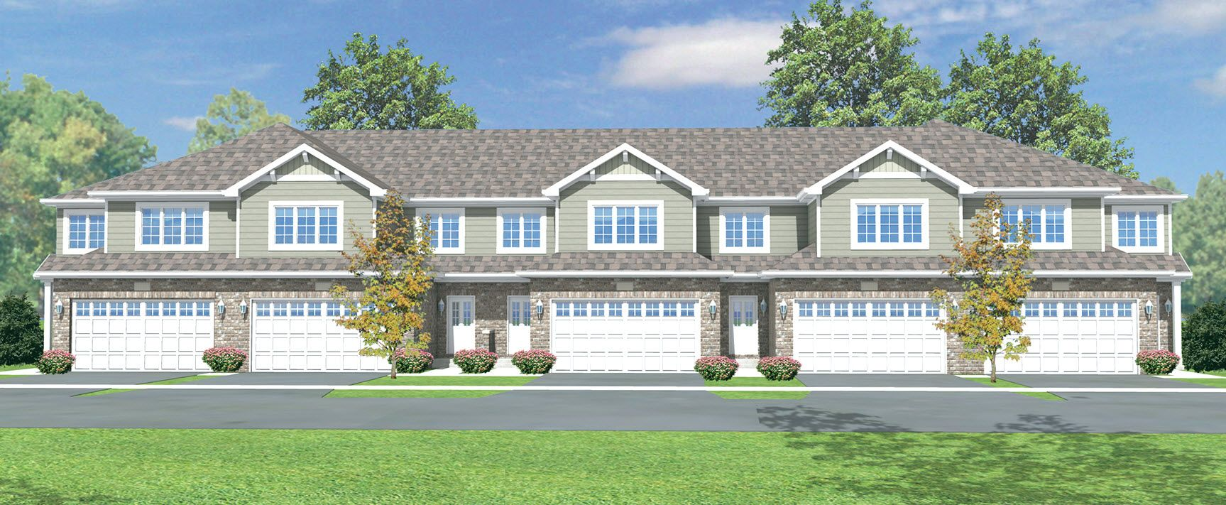 New Homes In Orland Park IL