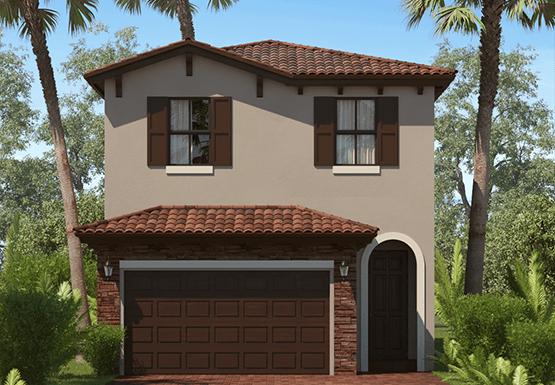 Bristow   Arbor Parc: Palm Beach Gardens, Florida   13th Floor Homes