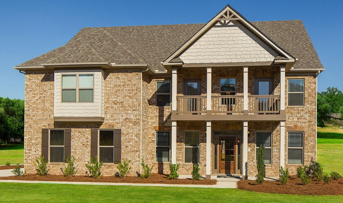 New Homes In Conyers GA