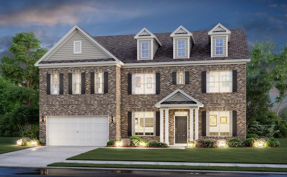 Sardis Falls in Buford, GA, New Homes & Floor Plans by Century Communities  of Atlanta