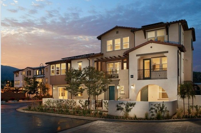 Model homes in azusa