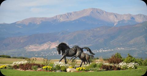 Village of Cortona at Flying Horse