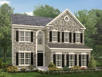 New Construction Floor Plans In Baltimore Md Newhomesource