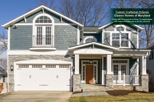 Classic homes of maryland custom home builder bethesda by classic homes of maryland