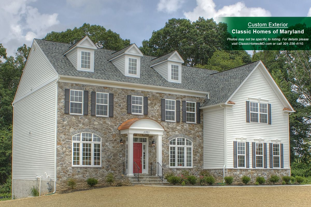 Classic Homes Of Maryland   Custom Build On Your Lot (Ellicot City) By  Classic
