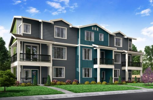 Townhomes and condos for sale in seattle bellevue wa from materra at greenbridge by conner homes in seattle bellevue washington solutioingenieria Images