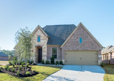New Construction Homes And Floor Plans In The Woodlands TX