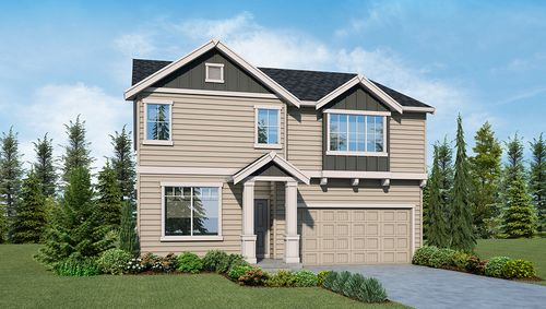 New Homes in Ridgefield WA Homes For Sale New Home Source