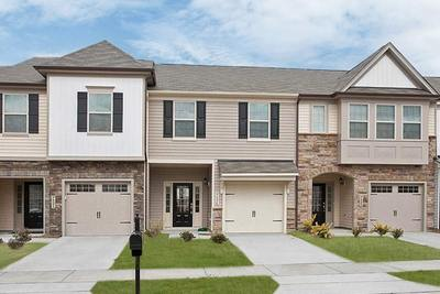 Brightleaf at the Park - Townhomes