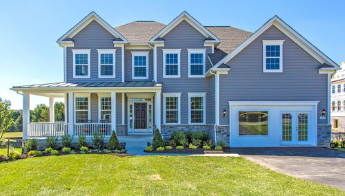 Shipley Meadows by Dan Ryan Builders in Baltimore Maryland