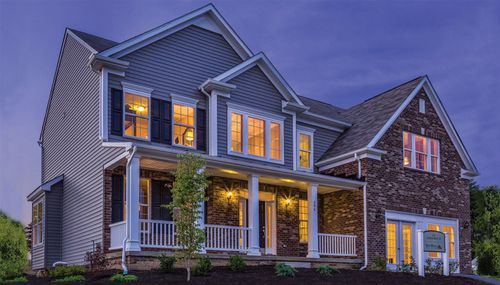 Meadow ridge by dan ryan builders in pittsburgh pennsylvania