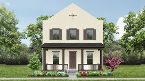 Canals At Grand Park 40s By Darling Homes In Dallas Texas