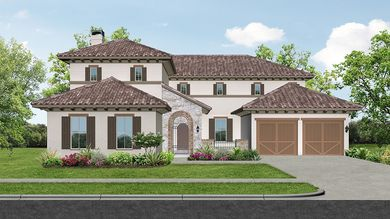 Darling Homes New Home Plans In The Woodlands TX