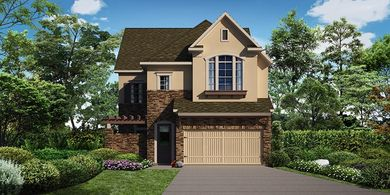 Enclave At Willow Park New Homes For Sale In Houston TX