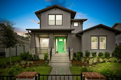 The Gardens At Park West By David Weekley Homes In Orlando Florida