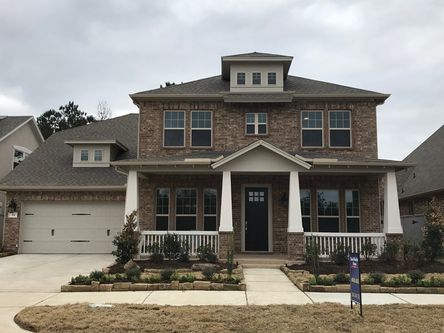Move In Ready Homes And Inventory The Woodlands TX