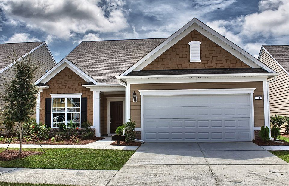 Model homes in south carolina