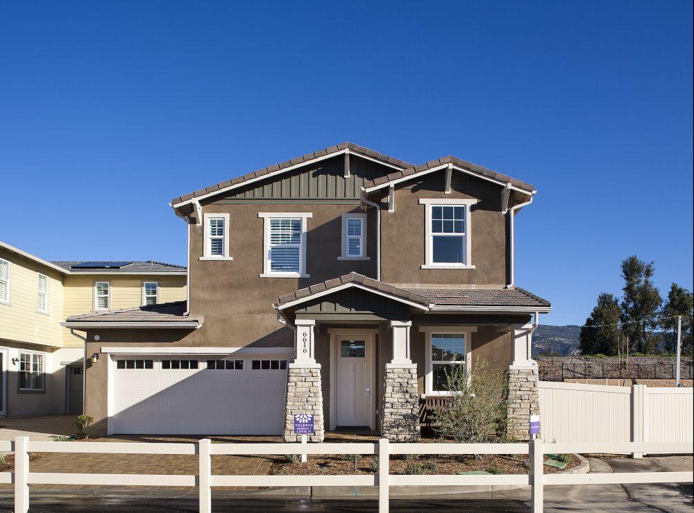Los Carneros By Comstock Homes In Santa Barbara California
