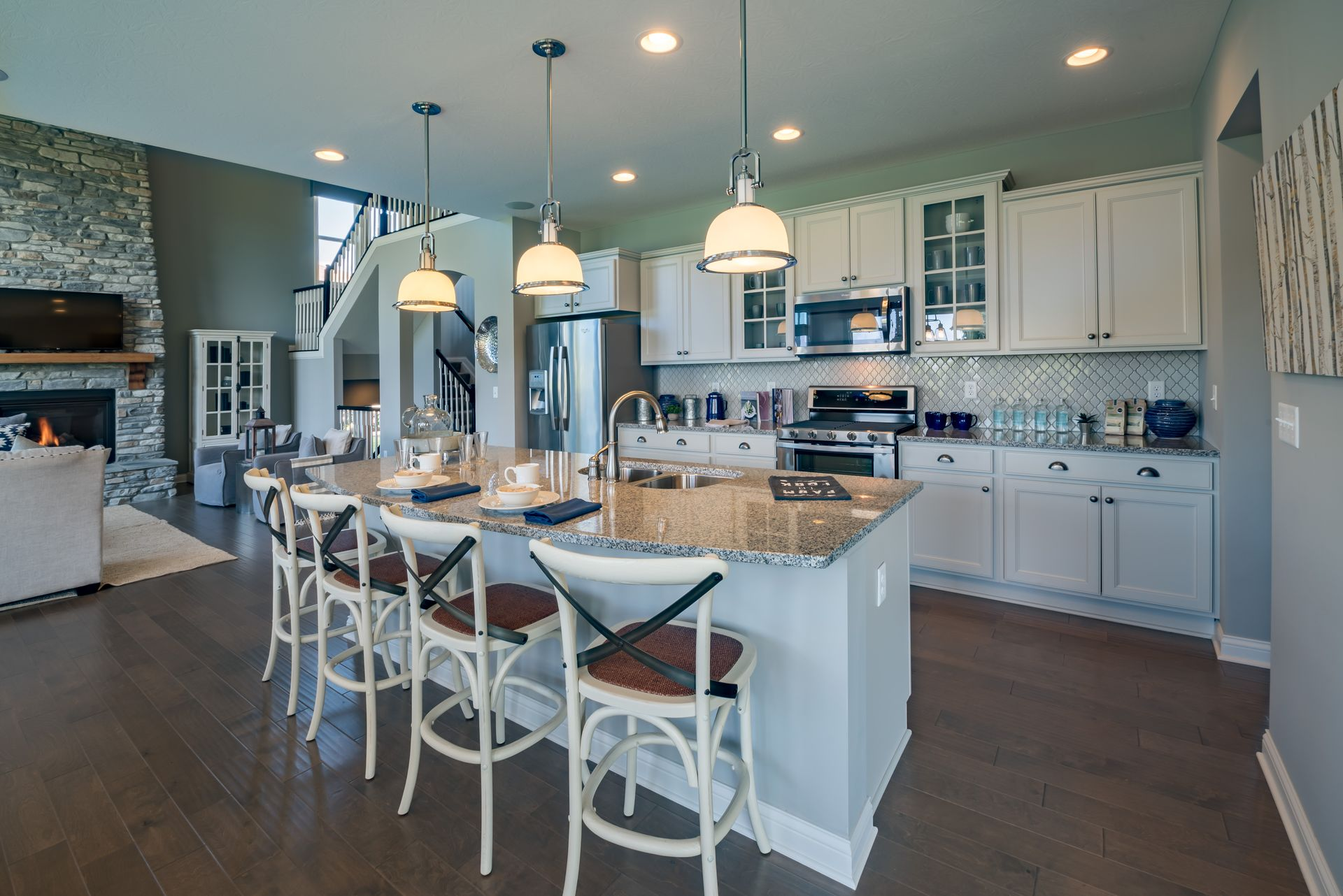 The Reserve At Pickerington Ponds in Pickerington, OH, New Homes ...