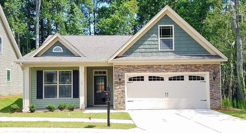 Park West By Fortress Builders In Columbia South Carolina