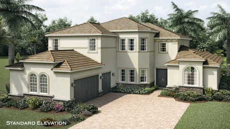 The Ridge at Wiregrass Ranch by GL Homes in