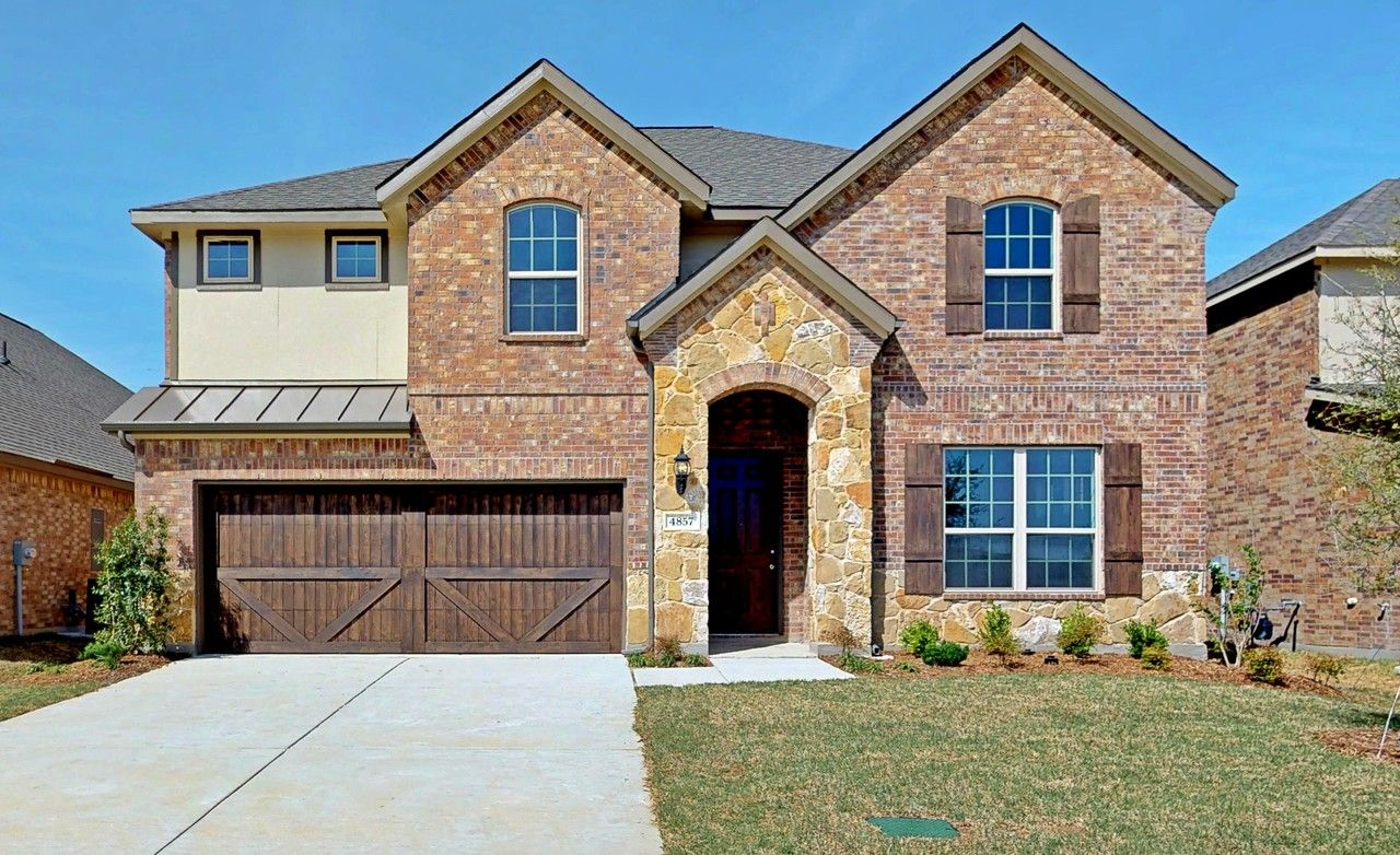 Gehan Homes New Home Plans in Carrollton TX | NewHomeSource