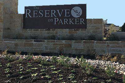 Reserve on Parker