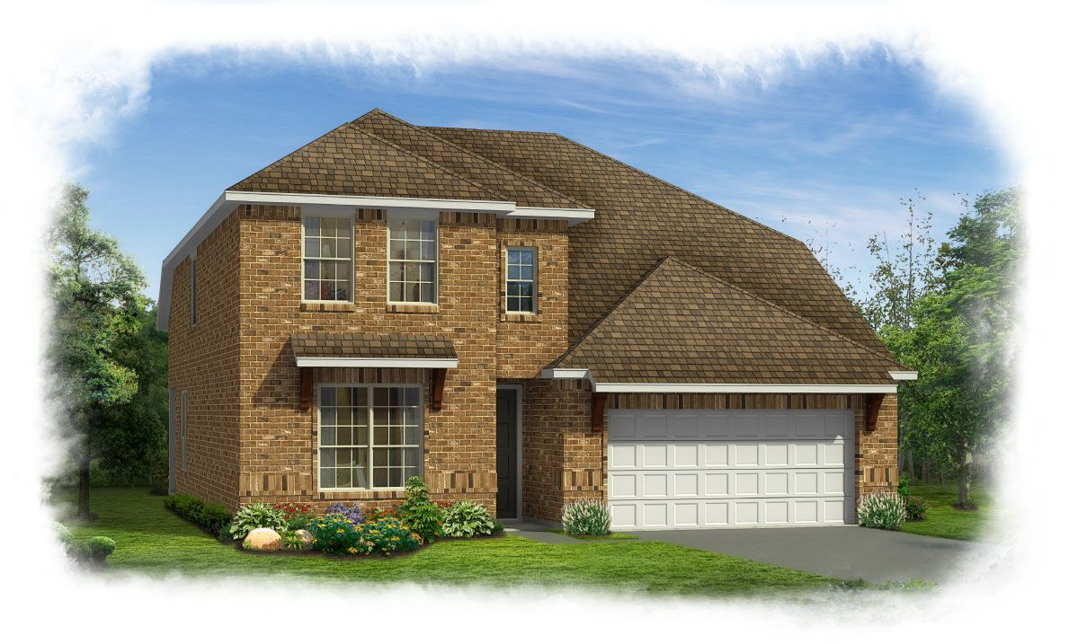 Balmoral New Homes for Sale in Houston, TX | NewHomeSource
