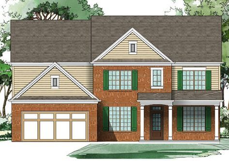 Hanover Place by Home South in Atlanta Georgia