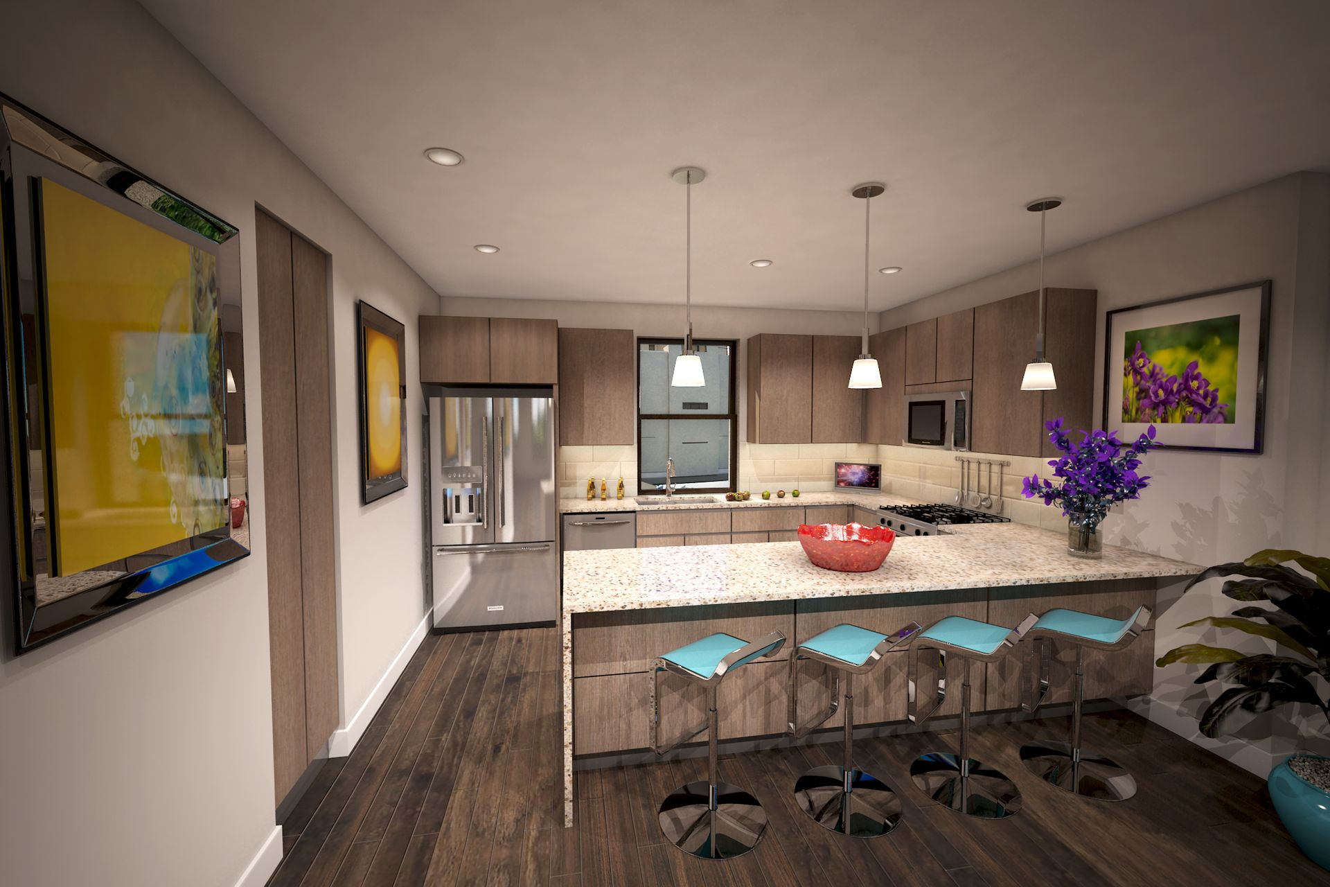 6338 sundown drive 32244 - Westshore Village In Tampa Fl New Homes Floor Plans By Icon Residential