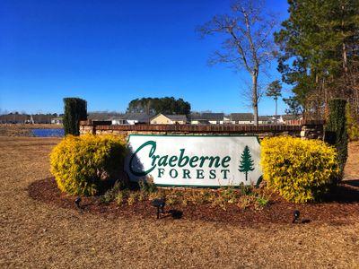 Craeberne Forest