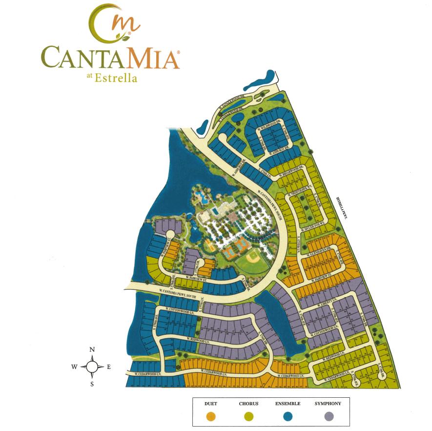 Cantamia in Goodyear, AZ, New Homes & Floor Plans by AV Homes