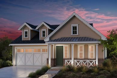 Plan 1 Bridgepoint At Patterson Ranch Fremont California Kb Home